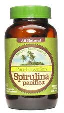 Nutrex Hawaii Pure Hawaii Spirulina Pacifica 500 mg - 400 Vegetarian Tablets