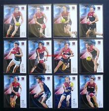 Mint 2012 AFL Select Eternity Team Set Melbourne 12 Cards