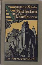 Illustrierte Geschichte der sächsischen Lande und ihrer Herrscher, 1. Band Abt.2