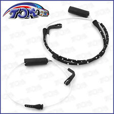 BRAND NEW FRONT AND REAR BRAKE PAD WEAR SENSORS FOR BMW 5 SERIES E39