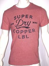 Superdry men's casual tee shirt size large NEW on SALE