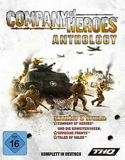 Company OF HEROES ANTHOLOGY + OPPOSING FRONTS + Valle of valor tedesco