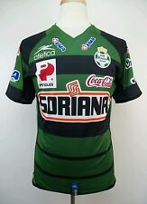 Vintage Atletica Away 06-07Santos Laguna Oswaldo Sanches Soccer Jersey SizeSmall