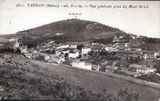 YZERON (69) VILLAS & EGLISE , cliché période 1930
