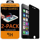 Privacy Anti-Spy Tempered Glass Screen Protector for 4.7