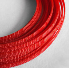 Braided Expandable Cable Auto Harness Wire Sleeving Flexible Sheathing 5mtr