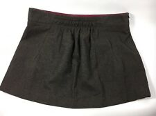 Joule Clothing Women's Wool Skirt with Pockets, Size 10