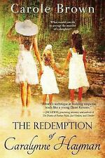 The Redemption of Caralynne Hayman-ExLibrary