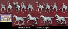 1/72 Italeri 6019 Teutonic Knights toy soldiers MIB