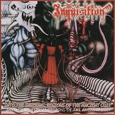 Into The Infernal Regions Of The Ancient Cult - Inquisition (2015, CD NEUF)
