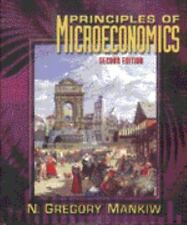 Principles of Microeconomics Mankiw, N. Gregory Paperback