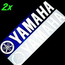 "REFLECTIVE Yamaha 23"" 58cm BIG decal sticker TRAILER SIZE R6 keyboard r3 r1 yz"