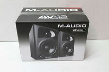 M-Audio AV42 Desktop Speaker Monitor Pair