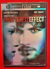 The Butterfly Effect DVD (Infinifilm Edition) Ashton Kutcher, Amy Smart