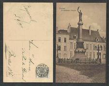 1910 TOURNAI BELGIUM Le MONUMENT FRANCAIS POSTCARD