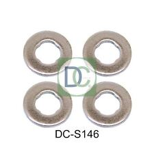 Ford Fiesta Van 1.4 TDCi Siemens Diesel Injector Washers / Seals Pack of 4