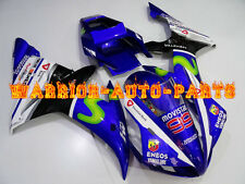 Fairing Kit For Yamaha YZF R1 2002 2003 Injection Mold Plastic Set Body Work M41