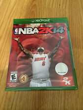 ** NBA 2K14 for Xbox One Brand New! Factory Sealed!