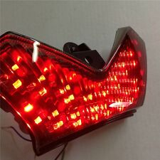 For Brake Tail lights For 2006-2011 Ninja ZX-14 ZX1400 ZZR1400 Smoke LED