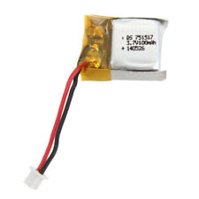 For Cheerson CX-10 Radio Control RC Quad Quadcopter 3.7V 100mAh Battery Silver