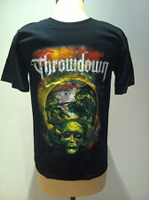 THROWDOWN T-SHIRT Scum of the World NEW OFFICIAL MERCH Sizes Youth LG & XLARGE
