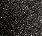 Black RANDOM CUT Glitter ideal for glitter nail art - not rockstar toes