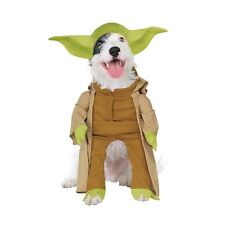 Dogs Star Wars Yoda Costume - Pet Trek Dog Animal Fancy Dress Party Outfit