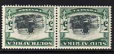 SOUTH AFRICA 1933-48 5/- INVERTED WATERMARK SG 64aw MINT.