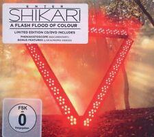 Enter Shikari - A Flash Flood Of Colour NEW CD + DVD