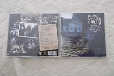 BLACK SABBATH Early Rituals CD Ltd. 500 Copies Rugmans Youth Club Dumfries 1969