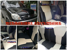Mitsubishi Adventure High quality Factory Fit Customized Leather CAR SEAT COVER