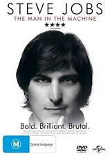 The Steve Jobs - Man In The Machine (DVD, 2015)*R4*