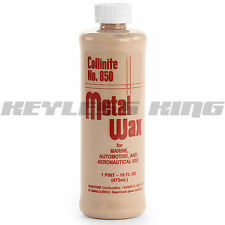 Collinite 850 Liquid Metal Wax Polish 16oz Pint #850 Cleaner Steel Copper