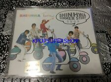 Shinhwa 2005 Summer Story CD Great Cond. Rare OOP Shin Hye Sung Andy Lee TVXQ