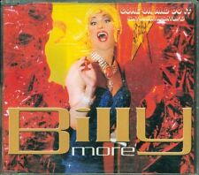 Billy More - Come On And Do It 3 Tracks Cd Ottimo