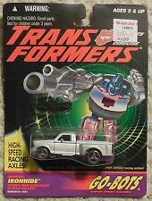 Transformers G2 IRONHIDE spychangers Mosc New Generations Two