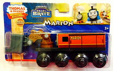 MARION Steam Shovel Thomas Tank Wooden Railway NEW IN BOX Tale of the Brave