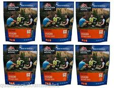 6 - Mountain House Freeze Dried Food Pouches - Lasagna with Meat Sauce