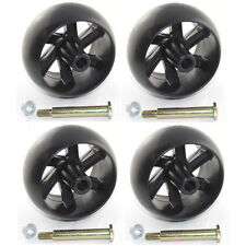 "(4) 5"" Deck Wheels Compatible With Husqvarna 174873, 532174873, 133957, 193406"