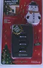 Westinghouse Holiday Melody & Light Show 25 Tunes Musical Sound Indoor #T28080