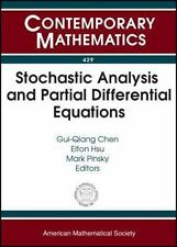Stochastic Analysis and Partial Differential Equations: Emphasis Year -ExLibrary