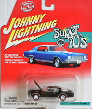 JOHNNY LIGHTNING 2002 - SUPER 70'S - '71 BUICK RIVIERA WHITE LIGHTNING