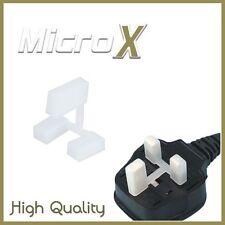 10 x Protectores de cubierta de nylon 3-PIN Enchufe Pack de 10 Niño safetydust Cap