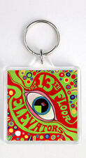 13TH FLOOR ELEVATORS - THE PSYCHEDELIC SOUNDS LP COVER KEYRING LLAVERO