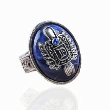 The Vampire Diaries Damon Salvatore Sun Protectation Antique Silver Ring US 8