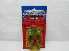 MOTU,VINTAGE,TRI-KLOPS,Masters of the Universe,MOC,carded,sealed,figure,He-Man