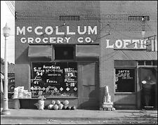 Masters of Photography: Walker Evans: Grocery Store, Alabama:  Digital Photo