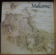 MALICORNE FOLK GATEFOLD COVER FRENCH LP HEXAGONE 883 004