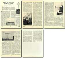 1923 Navigation And Fog Signalling Using Wireless Old Article
