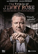 The Trials of Jimmy Rose (DVD, 2016) Region 1  USA Players